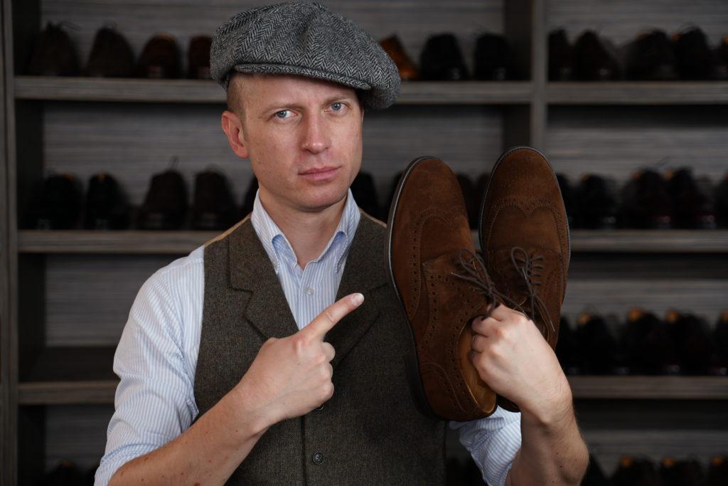 Как подобрать мужскую обувь на осенне-зимний период?